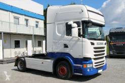 Trekker Scania R410, LOW DECK, TOP LINE, RETARDER, EURO 6