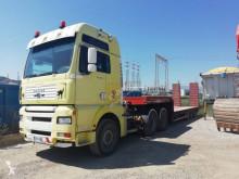 Tracteur convoi exceptionnel MAN TGA 33.530