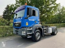 Cabeza tractora MAN TGS TGS 18.400 4X2 Kipphydraulik/Manual/Blatt-Luf usada