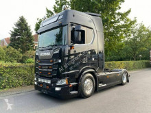 Scania S730 4X2 Vollausstattung / TOP !!! tractor unit used