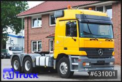 Tracteur convoi exceptionnel Mercedes LS 2653 6x4 V8 Retarder, 80t.
