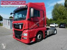 Tractor transporte excepcional MAN TGX 18.420 LLS-U, Intarder, 2 Tanks, LGS, Vollsp