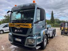 Tracteur convoi exceptionnel MAN TGS 33.480