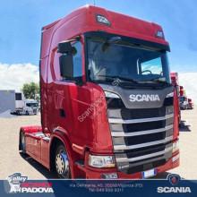 Trekker Scania R 500 LB tweedehands