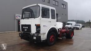 Tracteur MAN 19.361 (MANUAL PUMP / 6 CYLINDER / BIG AXLE / PTO)
