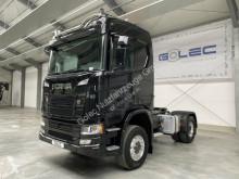 Tracteur Scania R R500 A4x4HA BLS Euro 6 SZM mit Kipphydraulik occasion