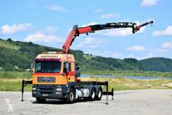 Cabeza tractora MAN TGA 26.480 + FASSI F235AXP.25 + JIBL102+FUNK*6x4 usada