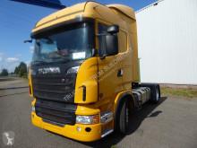 Nyergesvontató Scania R 420 használt