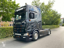 Tracteur Scania S730 V8 4X2 Vollausstattung /TOP !!! occasion