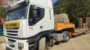 Iveco Stralis tractor unit used exceptional transport