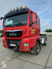 Tracteur MAN TGX 18.480 4x4
