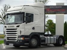Tracteur Scania G 440/HIGHLINE/RETARDER/HYDRAULI SYSTEM/MANUAL occasion