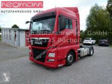 Trattore trasporto eccezionale MAN TGX 18.420 LLS-U, Intarder, 2 Tanks, LGS, Vollsp