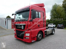 Tracteur convoi exceptionnel MAN TGX 18.420 LLS-U, Intarder, 2 Tanks, LGS, Vollsp