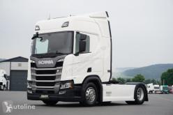Traktor Scania R / 450 / ACC / EUO 6 / ETADE / MAŁY PZEBIEG brugt