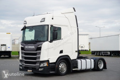 Traktor Scania R 450 / ACC / EUO 6 / ETADE / MEGA / LOW DECK brugt