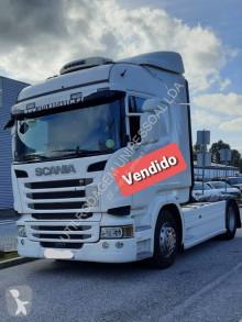 Tracteur Scania R 450 surbaissé occasion