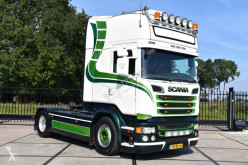 Cabeza tractora Scania R 520 usada