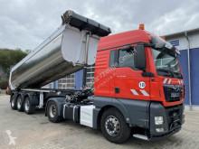 Camion MAN TGX 18.460 4x4H BLS - Kipphyd. + Thermo Kipp. ribaltabile usato