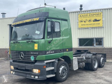 Mercedes Actros 2543 tractor unit used
