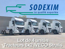 Iveco Stralis AS 440 S 48 tractor unit used