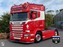 Trekker Scania R 580 tweedehands