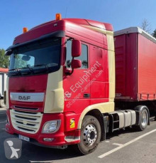 Cap tractor DAF XF460 second-hand