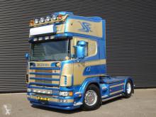 Cap tractor Scania 164.480 V8 / UPGRADE 580 / SPECIAL