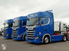 Scania S 500 /NEW MODEL/RETARDER/NAVI/ALU WHEELS/2018 Y tractor unit used