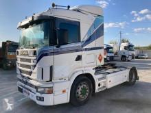 Scania nyergesvontató R 144R460