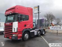 Scania tractor unit R124 420