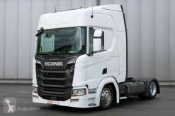 Cabeza tractora rebajado Scania R R 410 Retarder Standklima ACC LDW 2xTank