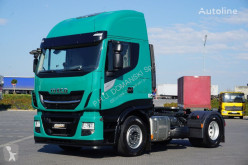 Tracteur Iveco Stralis / / AS440S46 / ACC / EURO 6 / PEŁNY ADR / HI - WAY occasion
