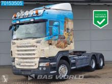 جرار Scania R 620 مستعمل