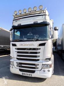 Cabeza tractora Scania R R 520 usada