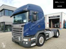 جرار Scania G G 450 / Retarder / Kipphydraulik مستعمل