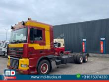 Ciężarówka podwozie DAF XF95