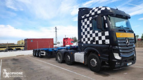 Mercedes Actros 2551 L tractor unit used exceptional transport