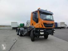 Tracteur convoi exceptionnel Iveco Trakker Trakker AD720T41W 6x6 EEV manuell Klima