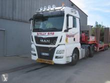 MAN exceptional transport tractor unit TGX 26.540