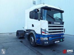 Scania Sattelzugmaschine 124 420