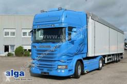 Çekici Scania R R520 LA 4x2/Topliner/Retarder/Klima