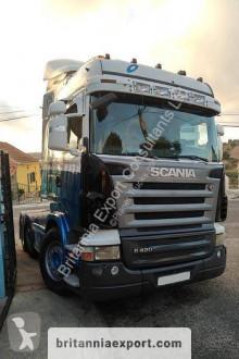 Tracteur convoi exceptionnel Scania R 420 High Line