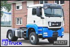 Tracteur MAN TGS 3x 18.440BL 4X4, Allrad Kipphydraulik, Retader,