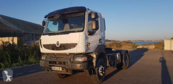 Renault Kerax 500 DXI tractor unit used