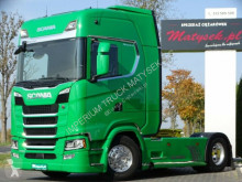 Tracteur Scania S 500 /NEW MODEL/RETARDER/NAVI/ALU WHEELS/2018 Y