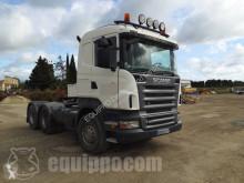 Scania R480 6x4 Hydraulic tractor unit used