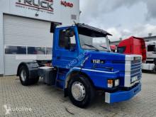 Scania Torpedo 112 420, V8 ,Full Steel, Manual ,tipper Hydraulic tractor unit used