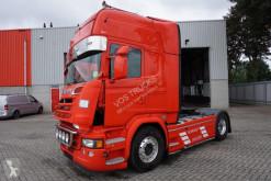 Tracteur Scania R 580 accidenté