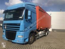 DAF box truck XF105